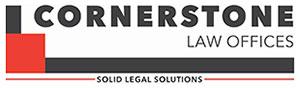 Cornerstone Law Offices Logo